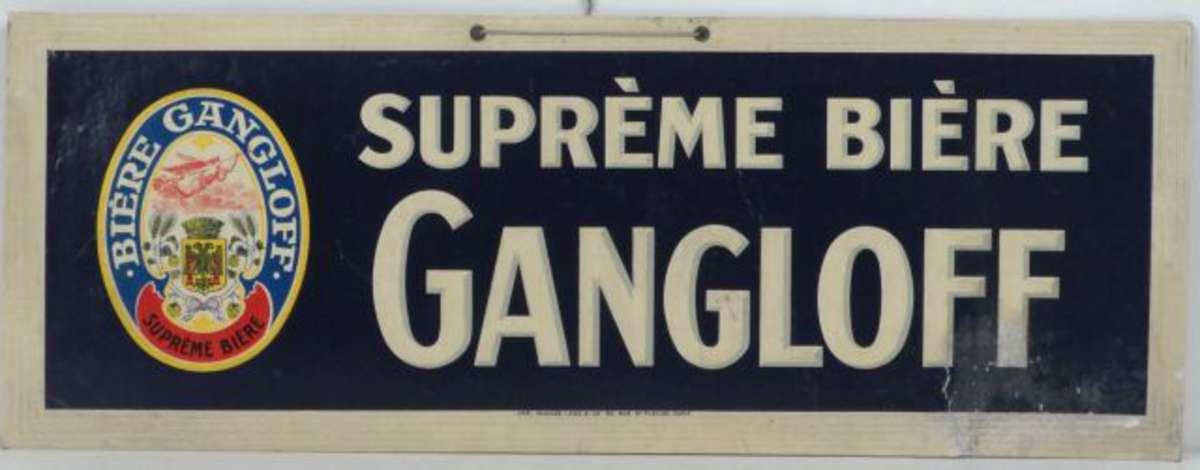 Biere gangloff supr me bi re besan on bandeau - Prenom isidore ...