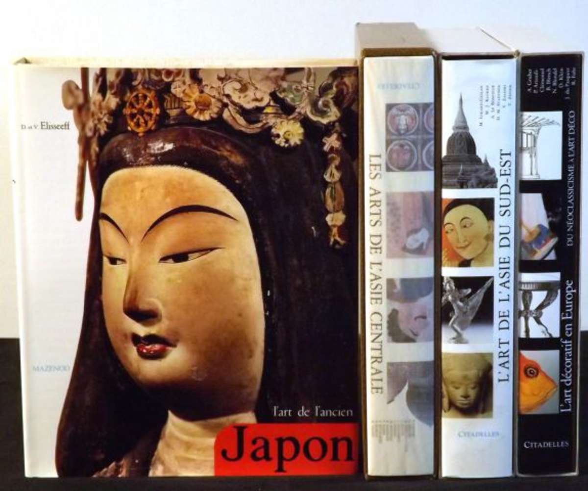 Les arts de l'Asie centrale - Pierre Chuvin, Collectif