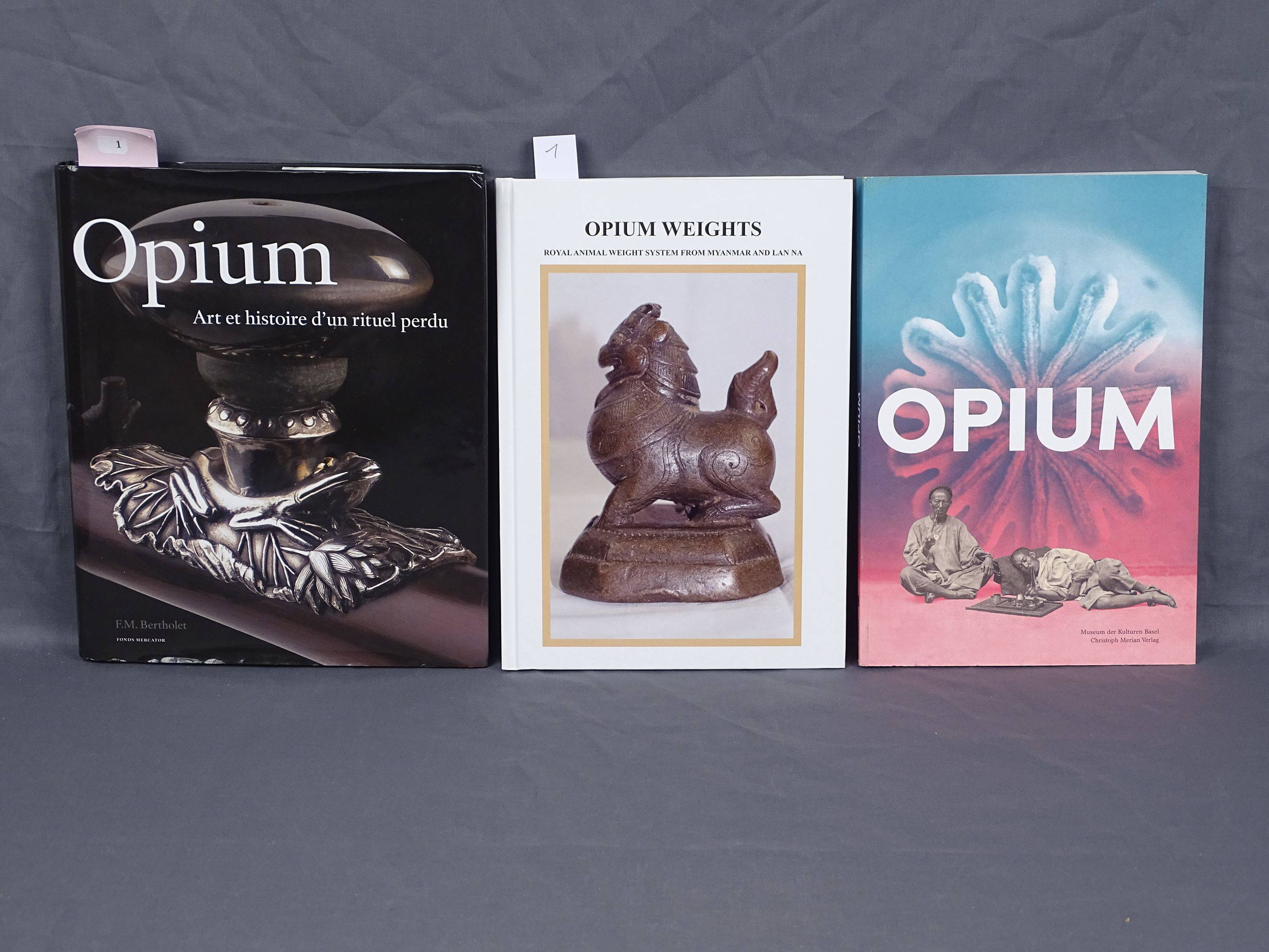 OPIUM COLLECTION CHRISTIAN FOUANON