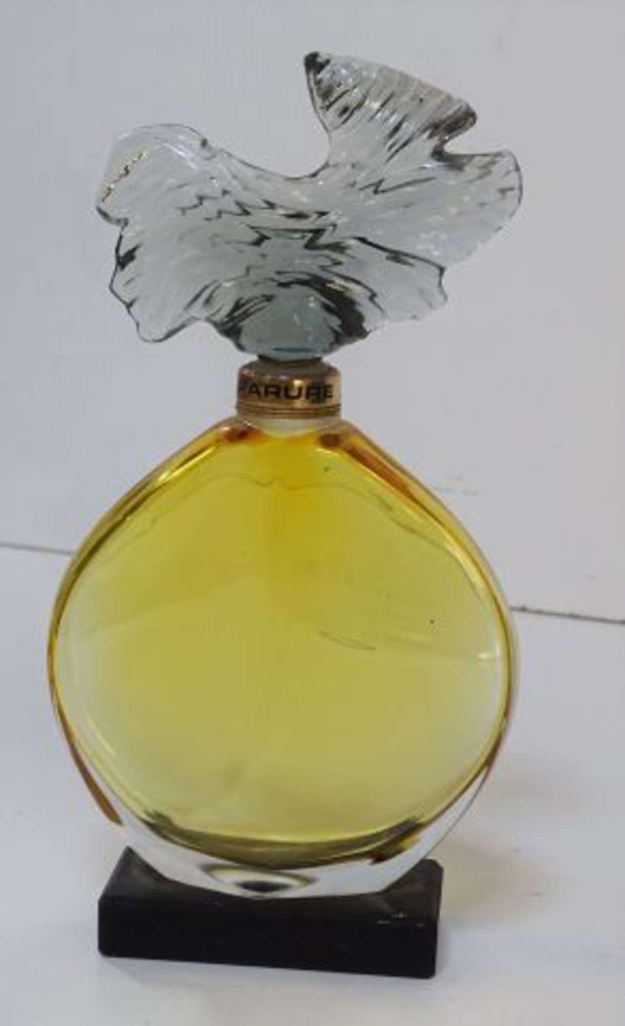 Guerlain Sur ParureSocle Gravé Relief Vide De En Flacon Parfum PX0w8knO