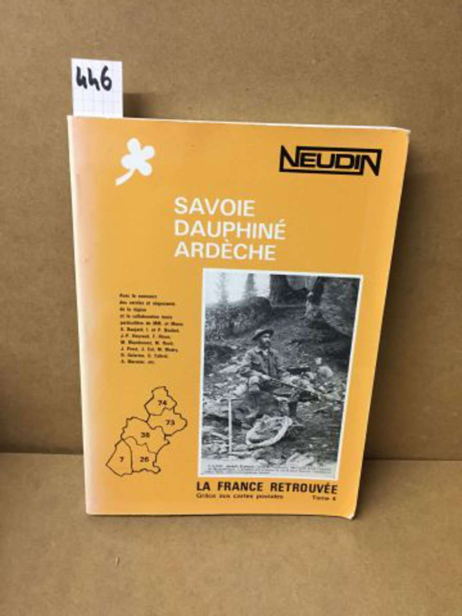 Argus Neudin - Savoie Dauphiné Ardèche, Vente aux enchères : Timbres - Philatélie