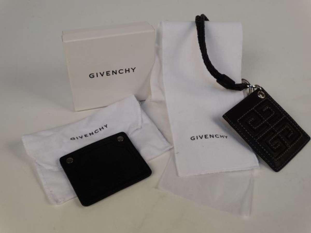 acheter en ligne 2971d 7ace5 Givenchy - Porte cartes et porte monnaie intérieur de sac en ...