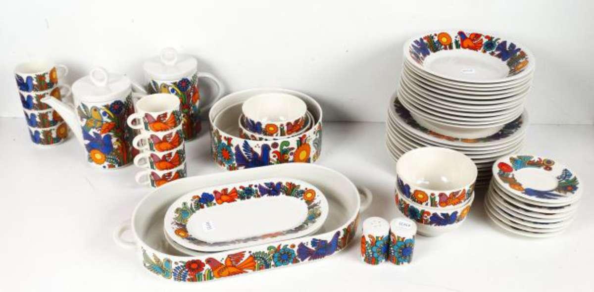 Service de table et caf en porcelaine villeroy boch - Service de table villeroy et boch ...
