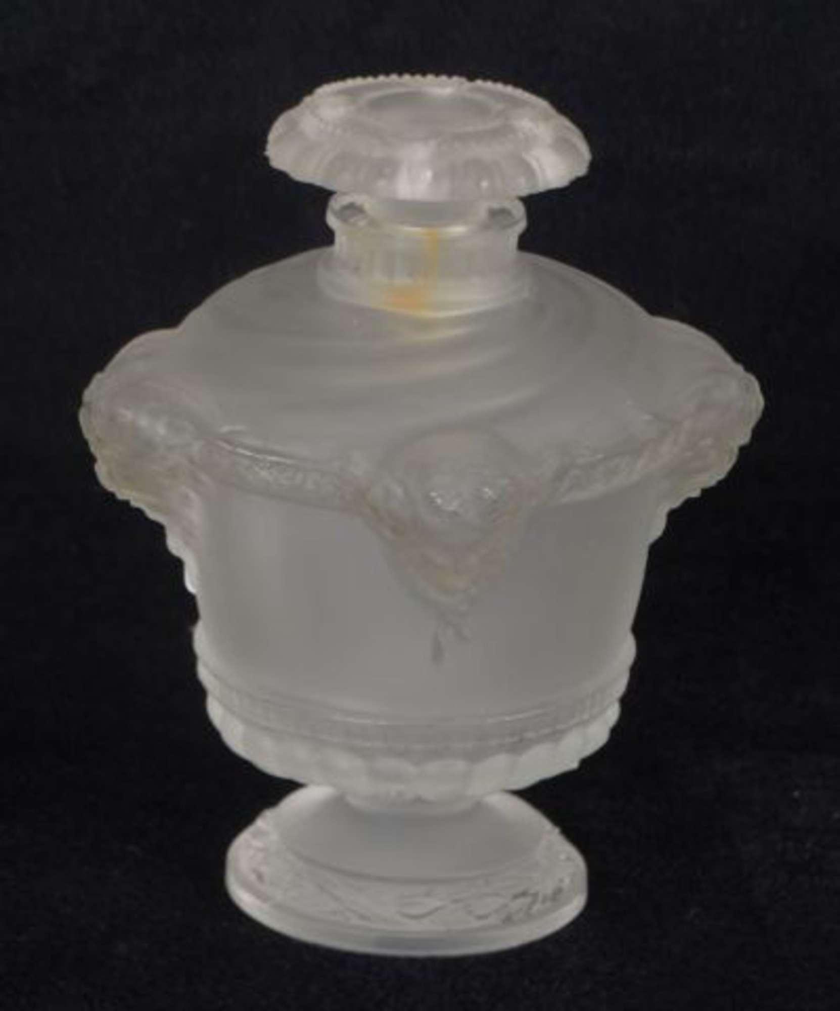 lalique ren 1860 1945 pour guerlain bouquet de faunes. Black Bedroom Furniture Sets. Home Design Ideas