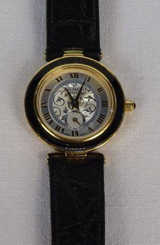 nouvelles images de sortie en ligne meilleure sélection PIERRE BALMAIN - Montre bracelet, le boitier rond émaillé ...