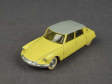 Dinky toys France - Citroen DS 19 - Couleur jaune