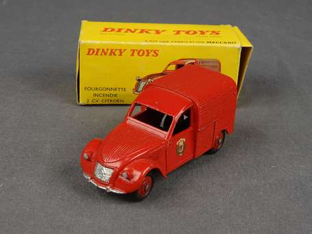 Dinky toys France- Citroen fourgonnette