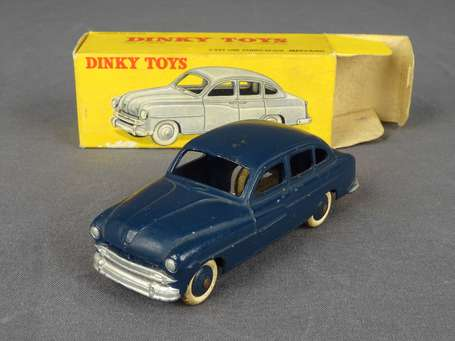 Dinky toys France- Ford Vedette, couleur bleu
