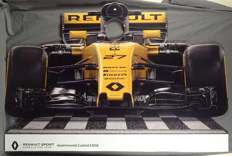 RENAULT SPORT F1 /Formula One Team : Importante