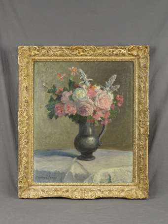 SIMON Maxime Luc Georges (1879-1941) - Bouquet de
