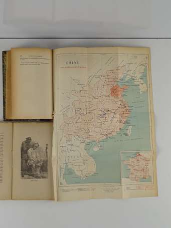 [CHINE] - [Ensemble de 2 volumes :] DUPONT (Louis)