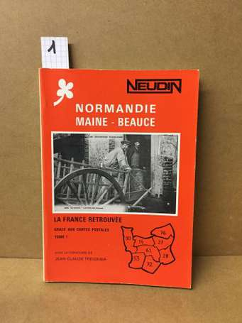 Argus Neudin - Normandie Maine Beauce