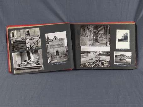Photo - 1 Album de Photos de Voyage 1953