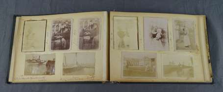 Photo - Album Photos de Voyage 1906 - Bretagne,