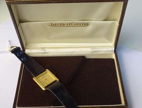jaeger lecoultre montre bracelet d 39 homme le bo tier. Black Bedroom Furniture Sets. Home Design Ideas