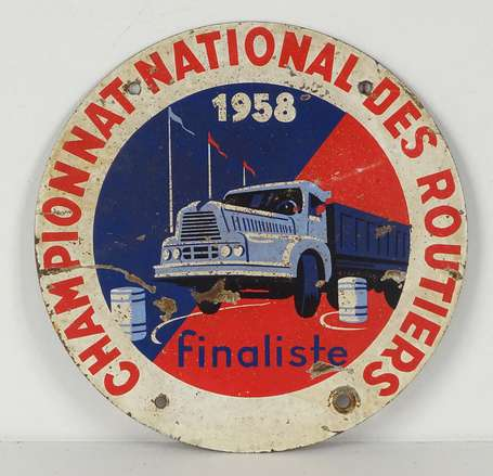 CHAMPIONNAT NATIONAL DES ROUTIERS 1958