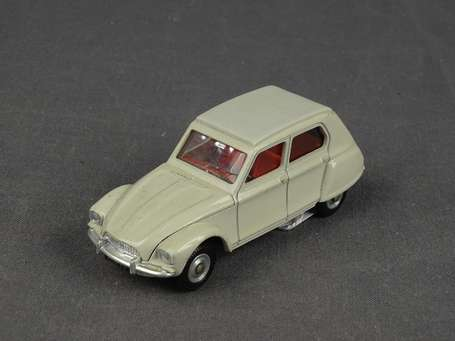 Dinky toys - Citroen  dyane (version France)  une