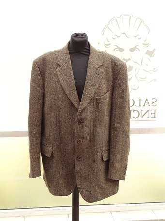 HARRIS TWEED - Veste Homme pure new wool T. XXL