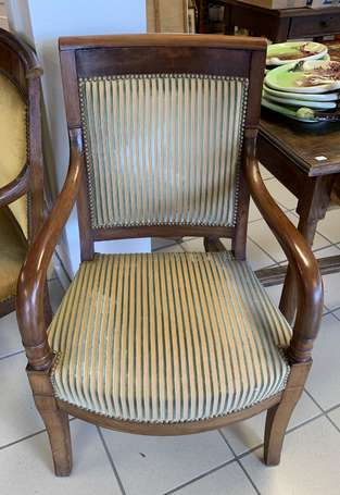 Fauteuil Style Restauration