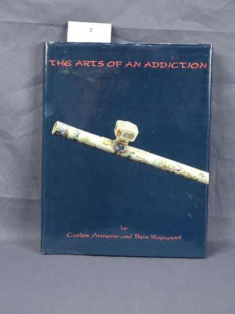 Un ouvrage 'The art of an addiction' de C. Armero