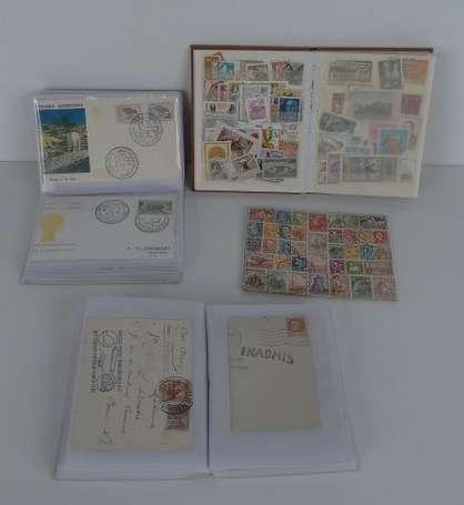 enveloppe philatélique et numismatique